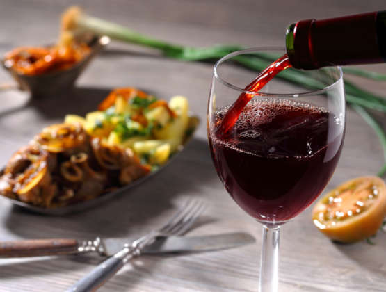 Rules for Pairing Wine with Food