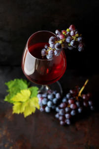 health benefits of wine red