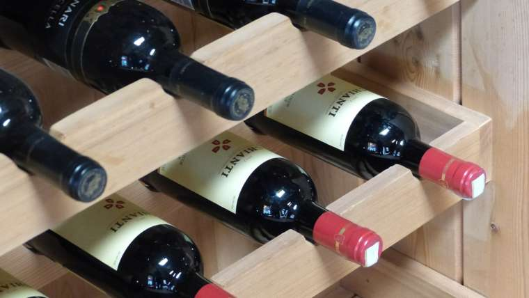 how to cellar wine