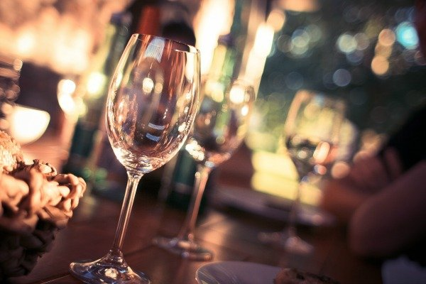 wine tasting order