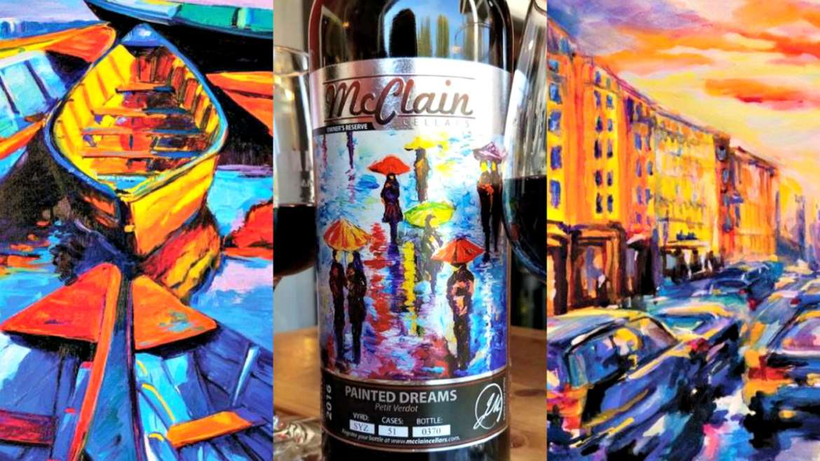 How to Host Your Own Epic Wine and Paint Party