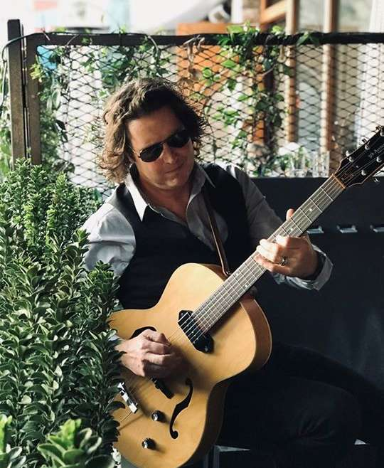 Live Blues Music with Tommy Benson and Wine Tasting!