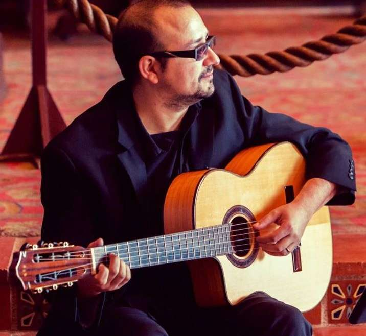 Acoustic Guitar with Aaron Copenhaguen and Wine Tasting