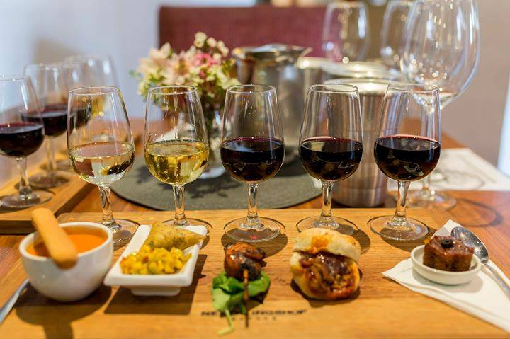 Tapas & Wine Pairing with Food Network Chef, Chris Tzorin