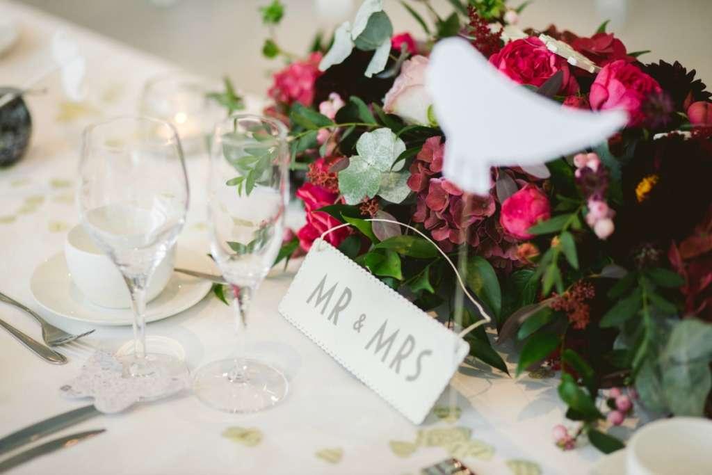 wedding wine pairings