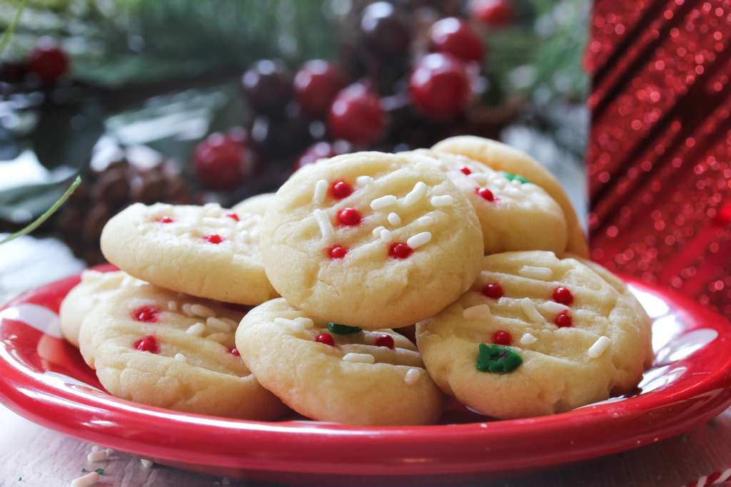 christmas cookie and wine pairings