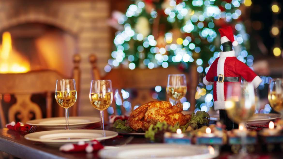 Wines to Pair with 12 Classic Christmas Dinner Recipes