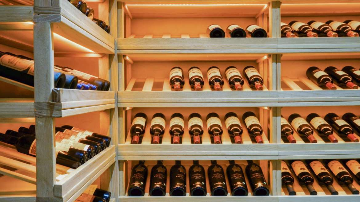The Remarkable History of Wine Cellars and Wine Storage