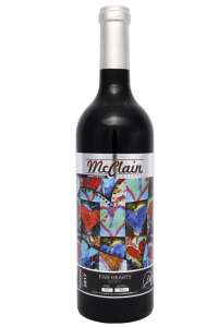 Five Hearts Reserve Wine McClain Cellars