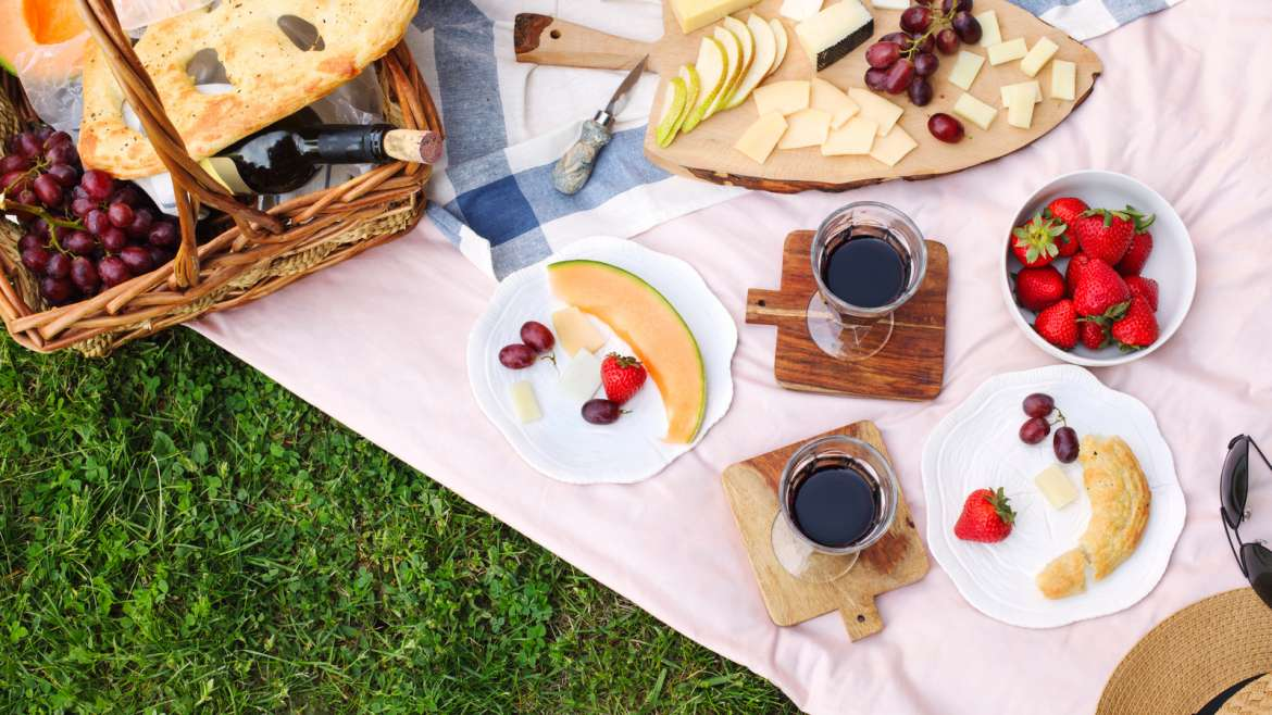 The Perfect Picnic Wines for Summer