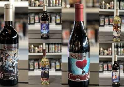 SIX New Wine Releases!