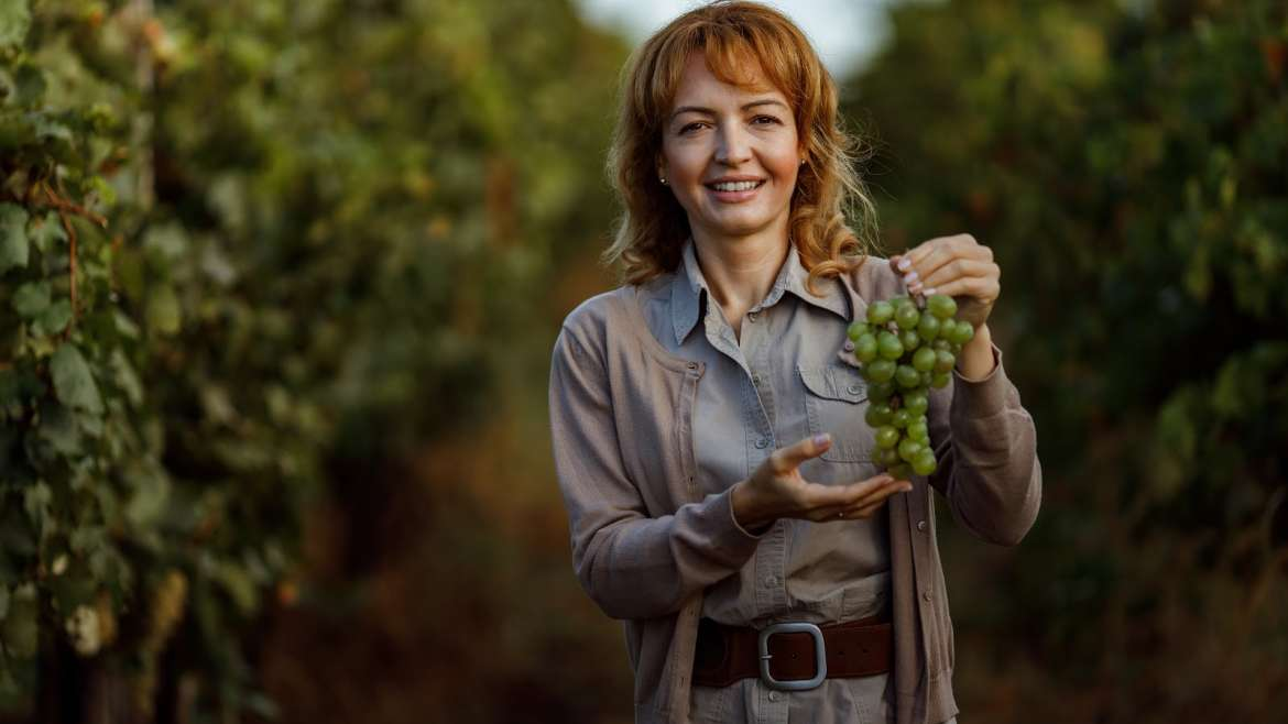 Women and Wine: Notable Contributions and History