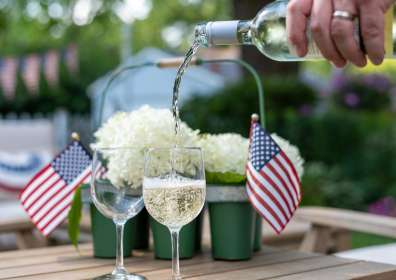 Celebrate the 4th of July with the Top 5 American Wine Types