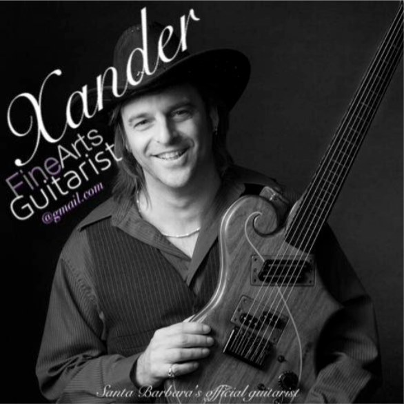 Live Music with Xander & wine tasting at our new Solvang location!
