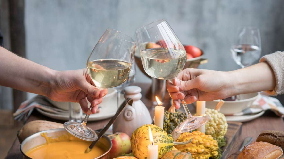 8 Wine and Fall Food Favorites to Pair Together